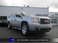 Options:  2008 Gmc Sierra 1500 Sle1|Silver Birch