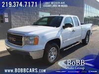 2008 GMC Sierra 1500 Polar White TOW PACKAGE,