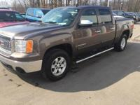2008 GMC Sierra 1500 SLT in Brown. Vortec 5.3L V8 SFI