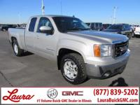 1-Owner New Vehicle Trade! SLT 5.3 V8 Extended Cab 4x4.