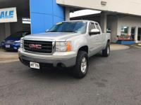This outstanding example of a 2008 GMC Sierra 1500 SLT