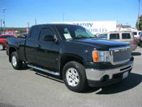 Introducing this 2008 GMC Sierra 1500 with 21,992