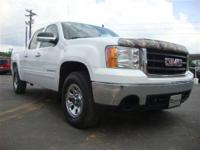 CHECK OUT THIS 2008 GMC SIERRA 1500 SLE1!! This vehicle