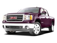 This 2008 GMC Sierra 1500 4dr Work Truck Crew Cab 4WD