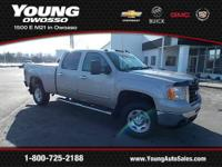 2008 GMC Sierra 2500HD Crew Cab Pickup - Short Bed Our