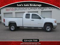 Options:  2008 Gmc Sierra 2500Hd Loaded Up 3/4 Ton Gmc
