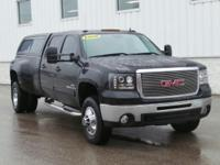 You can find this 2008 GMC Sierra 3500HD DRW SLT and