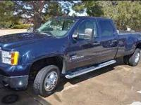 2008 GMC Sierra 3500HD This work truck currently has
