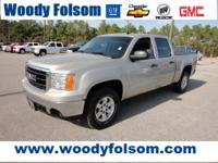 2008 GMC Sierra Crew Cab SLE Z71 Our Location is: Woody