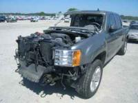 Parting Out a 2008 GMC Sierra 2wd Documented mileage