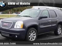 BMW of Mobile presents this 2008 GMC YUKON DENALI AWD