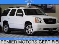 Options:  2008 Gmc Yukon White 5.3L V8 Automatic