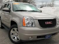 2008 GMC Yukon, Doeskin Tan, One Owner, Accident Free