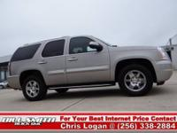 This is one Sharp GMC Yukon Denali AWD !! It has been
