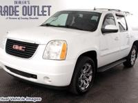 2008 GMC YUKON XL 4X4... SLT... FACTORY MOONROOF...