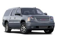 Sturdy and dependable, this Used 2008 GMC Yukon XL