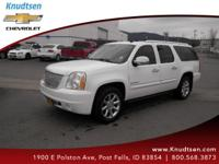 Priced below NADA Retail!!!  This rock-solid 2008 GMC
