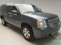 This 2008 GMC Yukon XL Denali AWD is offered by Vernon