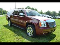 Stock #A8484. This 2008 GMC Yukon XL is in Immaculate