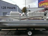 2008 Godfrey Sweetwater 1780F Pontoon Boat For