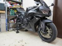 2008 Honda CBR600RR, Limited Edition Graffiti Black