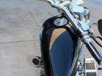 Ground up custom tribute bike for the Texas Ranger Hall