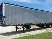 2008 Great Dane 51' Stainless Reefer for sale in