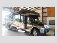 2008 Gulf Stream Supernova Model 6400 Grand Hotel with