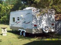 2008 Gulfstream Amerilite 21 foot Travel Trailer Travel