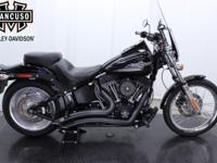 2008 FXSTB Softail Night Train AN UNFORGETTABLE DARK