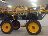 2008 Hagie STS10, Exterior: Yellow, 1450 hours 1000