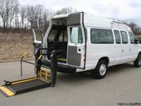 This is a 2008 Handicap Accessible Ford Econoline E-250