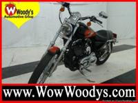 Introducing this 2008 Harley-DAV XL1200C with 8,272