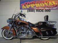 2008 Harley Davidson 105th anniversary Road King