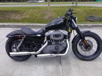 I currently have a 2008 Harley Davidson 1200 Nightster