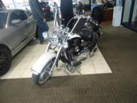 There's no substitute for a Harley-Davidson! Ready to