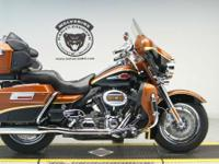 Totally Serviced. 2008 Harley-Davidson CVO Screamin'