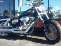 HERE'S YOUR CHANCE TO OWN THIS BEAUTIFUL HARLEY