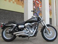 You are looking at a 2008 Harley-Davidson Dyna