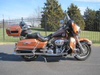 2008 Harley Davidson Electra Glide Ultra Classic 105