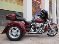 You are looking at a 2008 Harley-Davidson Electra Glide