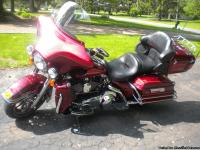 2008 Harley Davidson, Electaglide Ultra Classsic.