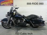 2008 Harley Davidson FLH Road King for sale only $9999