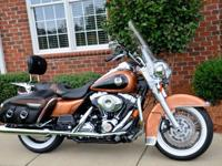 2008 Harley Davidson 105th Anniversary Road King