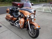 2008 Harley Davidson FLHTCU Electra Glide Ultra Classic