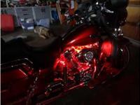 2008 Harley Davidson FLHCU Ultra Classic Electra Glide.