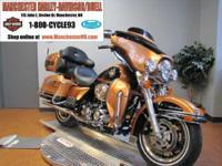 2008 Harley-Davidson FLHTCU Ultra Classic Electra Glide