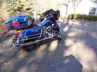 2008 Harley Davidson FLHTCU Ultra Classic Electra