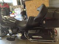 2008 Harley Davidson Ultra Classic Electra Glide Ultra
