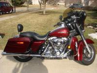 2008 Harley-Davidson FLHX Street Glide- - 2008